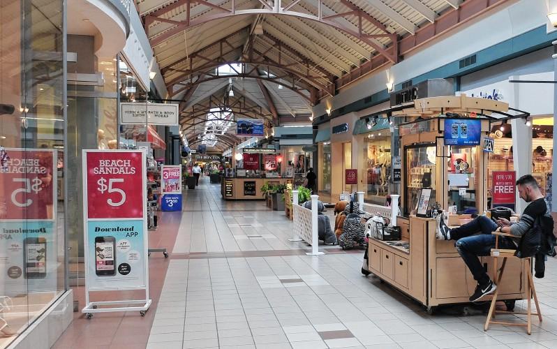 Steeplegate Mall Again Contests Property Tax Bill