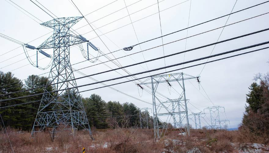 National Grid Proposes A Northern Pass Like Power Line
