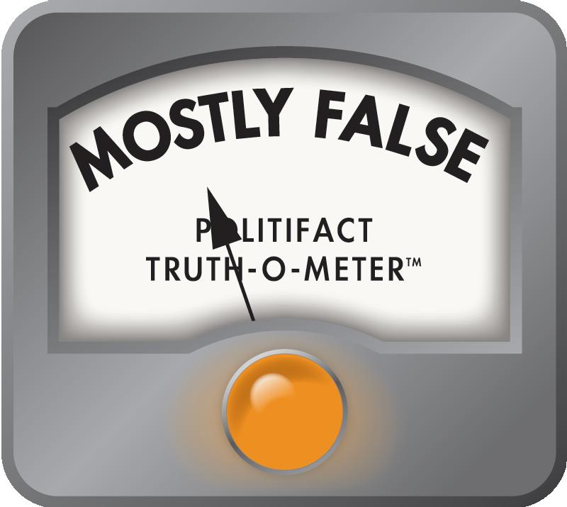 PolitiFact Surrogates Clinton Foundation Spin Doesnt Wash