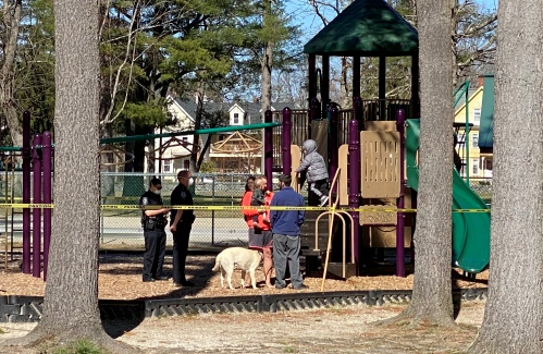 Three people charged for refusing to leave Concord playground closed over COVID-19