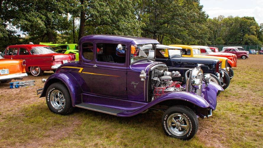 Photos Concord Kiwanis Club Holds Annual Antique And Classic Car Show