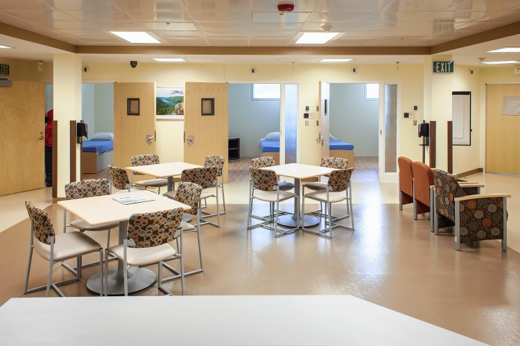 New 10 Bed Crisis Unit Opens At N H Hospital A Year