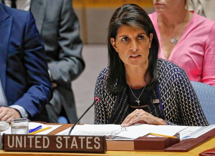 PolitiFact: Haley wrongly says Congress had no input on Iran deal