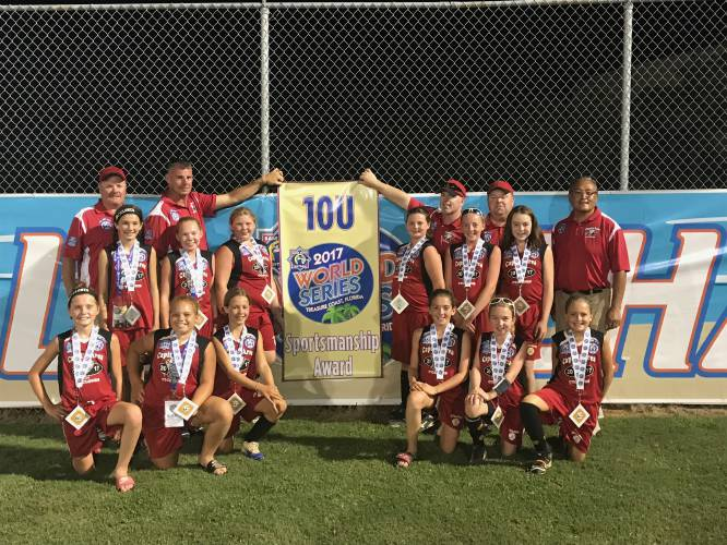 Capital Area Cyclones show up on big stage at 10U World Series