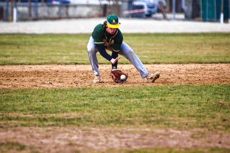 Boys' high schools: Bishop Brady baseball suffers 10-0 loss to Somersworth