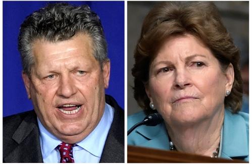 Shaheen, Messner spar over virus response, Supreme Court nominee