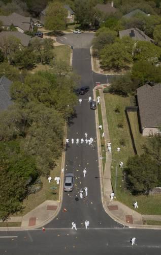 Fear mounts in Austin as serial bomber uses tripwire