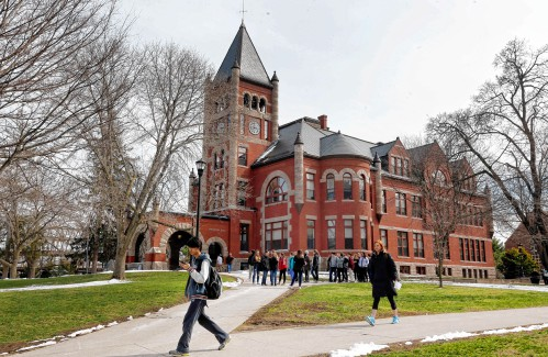 1 new death in NH; college enrollment declines