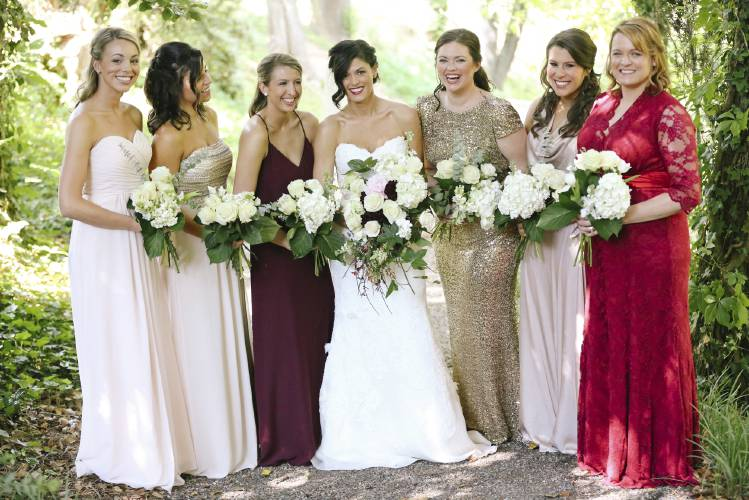 66ea1d5346b Goodbye matching bridesmaids  dresses