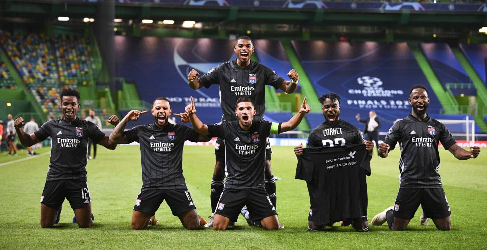 PSG are France's fifth Champions League finalist