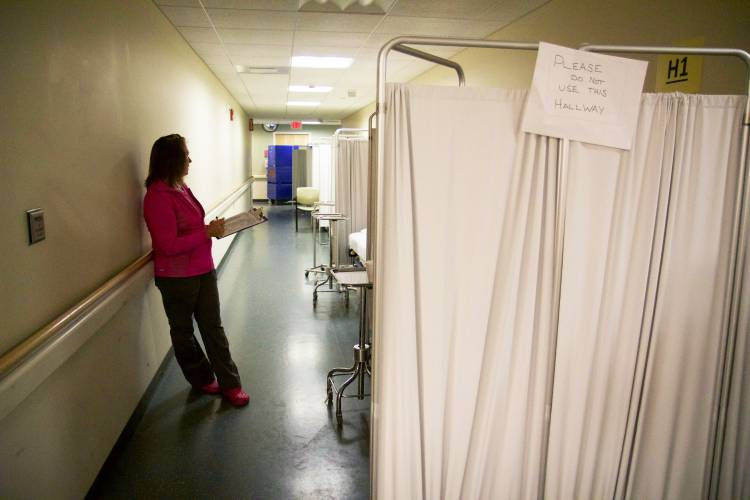 Backlog Of Behavioral Health Patients Constrains Concord