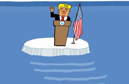 Washington Post Trump Betrayed The World Now We Fight Back