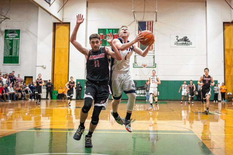 Storybook ending: Pittsfield edges Newmarket in D-IV final to win first boys' basketball crown