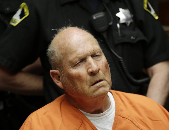 Authorities use N H  method to help catch Golden State Killer