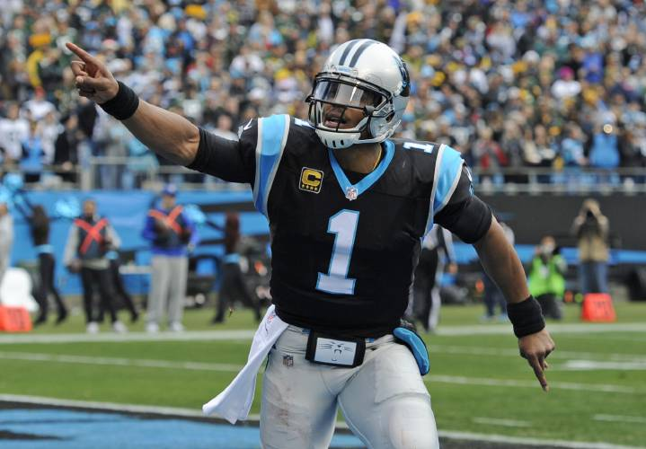 Newton, Panthers spoils Rodgers' return; Gurley runs wild for Rams