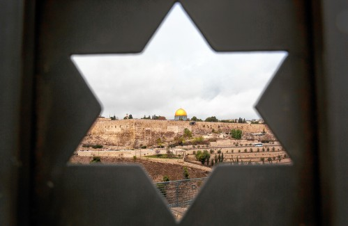PolitiFact: Trump is largely correct about Jerusalem Embassy Act