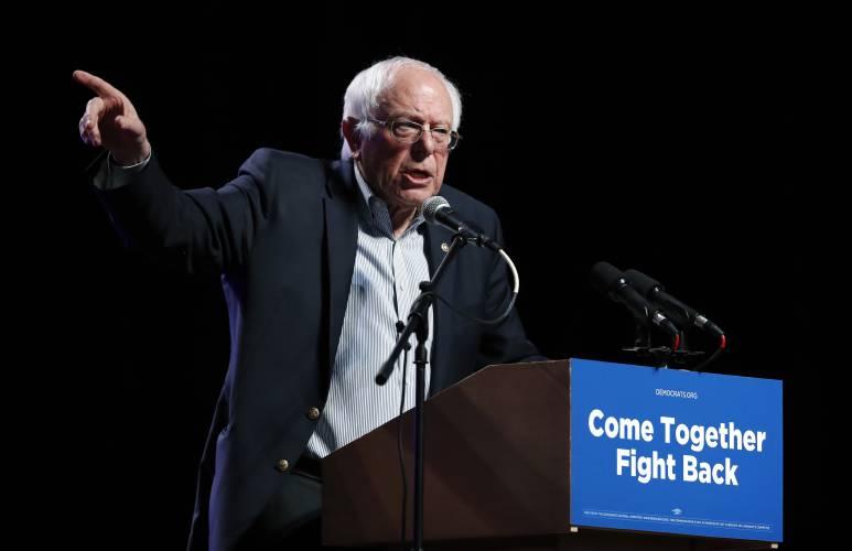 New book by Sen. Bernie Sanders coming in November
