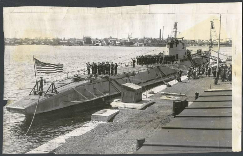 Granite State Stories:Portsmouth Navy Shipyard builds world's largest submarine
