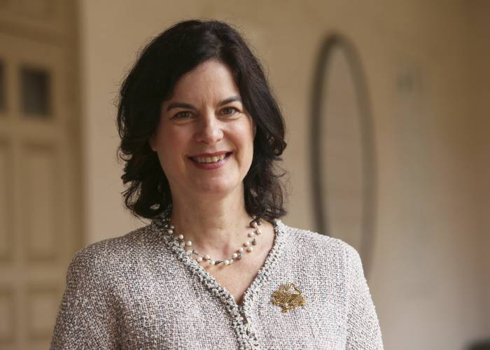 After 325 years, College of William & Mary names its first female president