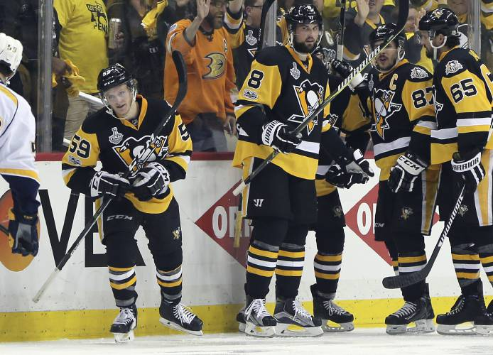 Penguins' Bonino might miss Game 3