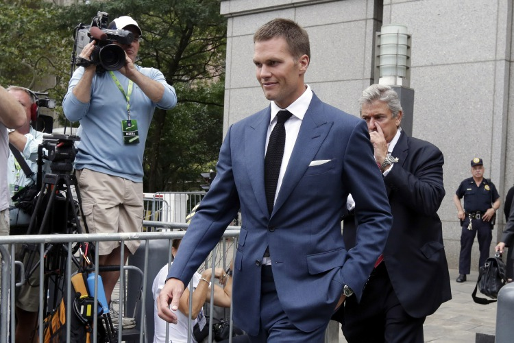 National Football League unlikely to talk settlement with Brady