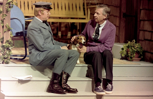 Mister Rogers Widow Fields Calls About Coronavirus Wisdom
