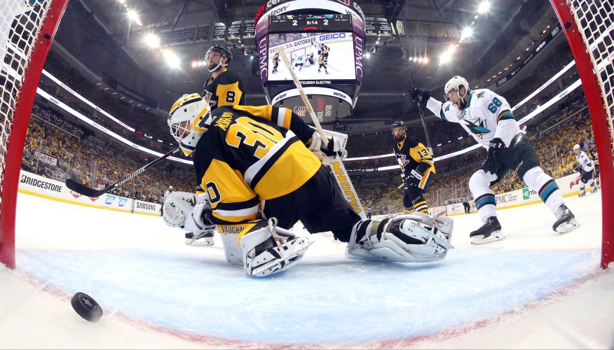 nhl 17 how to get offsan jose pittsburgh screen