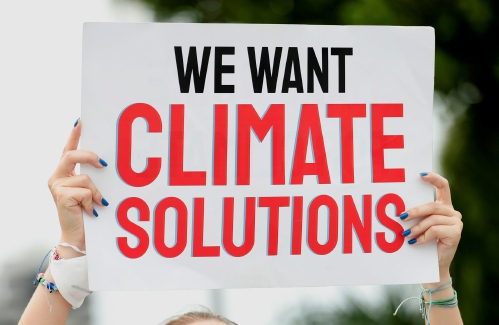 My Turn: Young voters coalesce around carbon pricing to address climate change - Concord Monitor