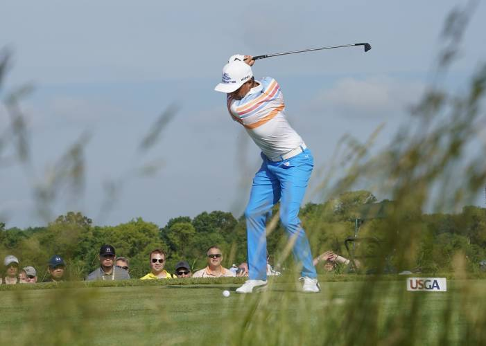 Latest news from round two of the US Open at Erin Hills