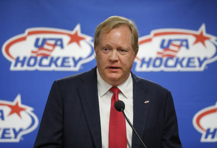 NHL players under contract –even in minors – can't go to Olympics