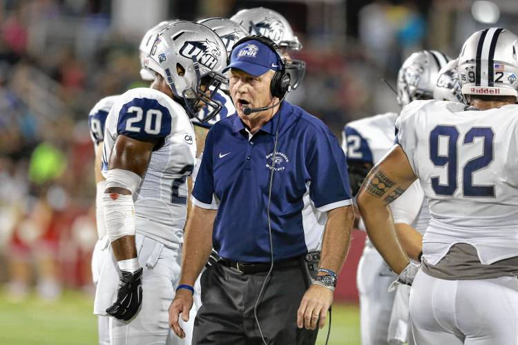 Unh Football Wildcats Rank Fourth In Conference Preseason Poll