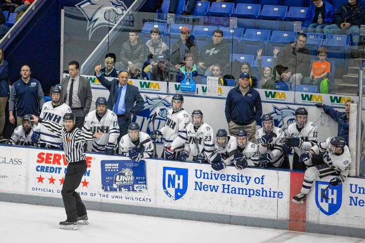 Hockey East: Umile Recalls Favorite Moments And Memories In Farewell Press Conference