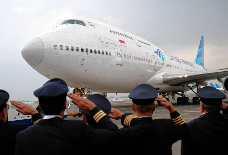 The end of an era: Farewell to the Boeing 747