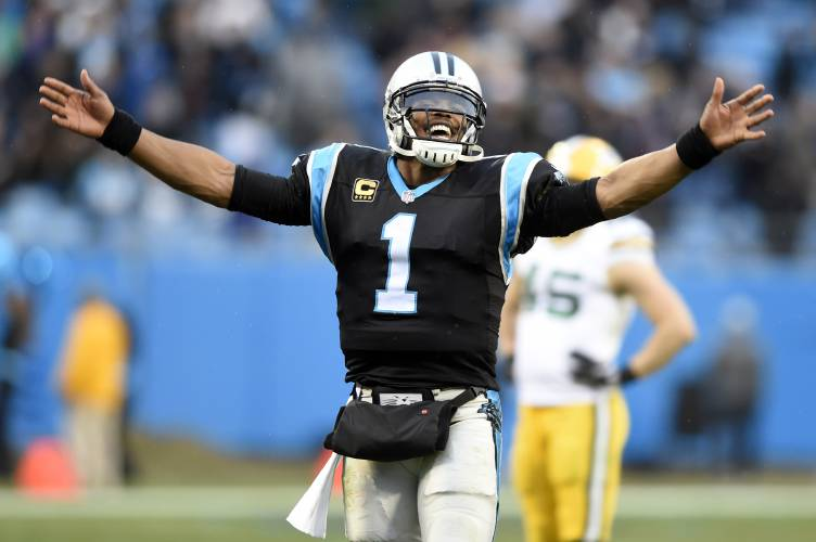 new concept ff77a 89f51 Cam Newton: Panthers owner innocent until proven guilty