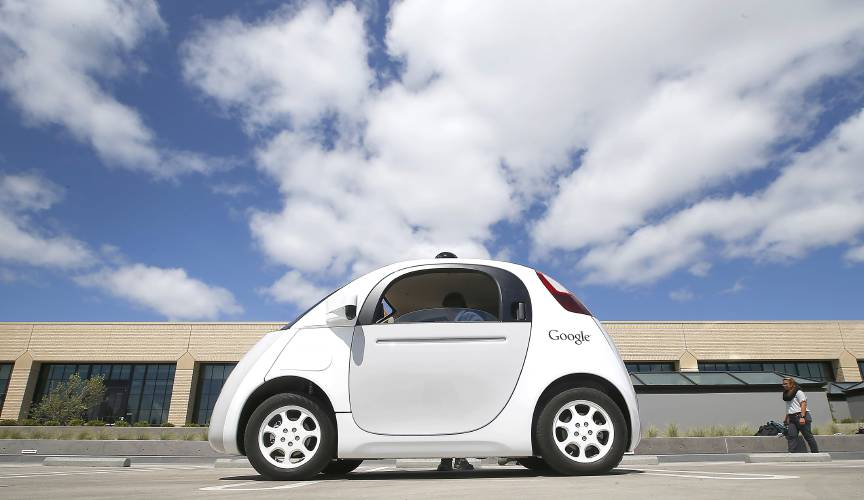 Fully Autonomous Vehicles Could Be On The Road Soon In California