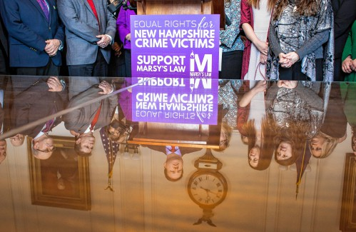 Victims' rights constitutional amendment dealt setback in State House