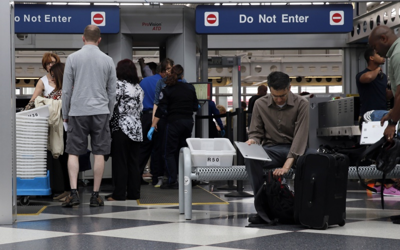 TSA staff numbers rise along with Redmond Airport passengers