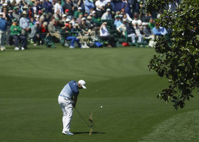 Rory McIlroy - Too little too late for green jacket at the Masters
