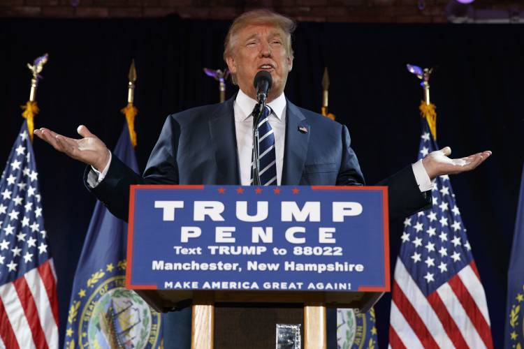 Is Trump showing N.H. any love?