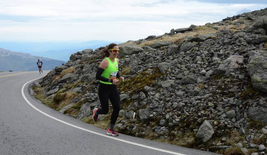 Mount Washington road race ends in first-ever tie