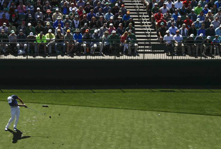 Rose sees late lead slip away at Augusta National