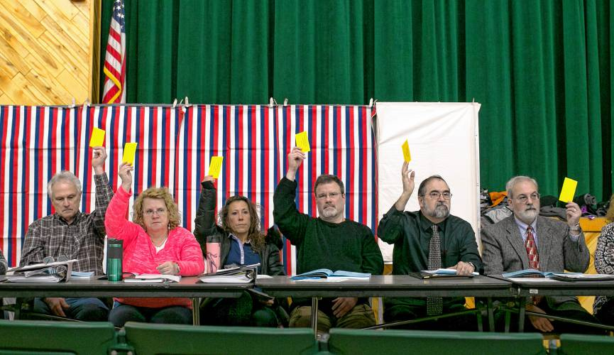 Five Teaching Positions Nixed From Pembroke School