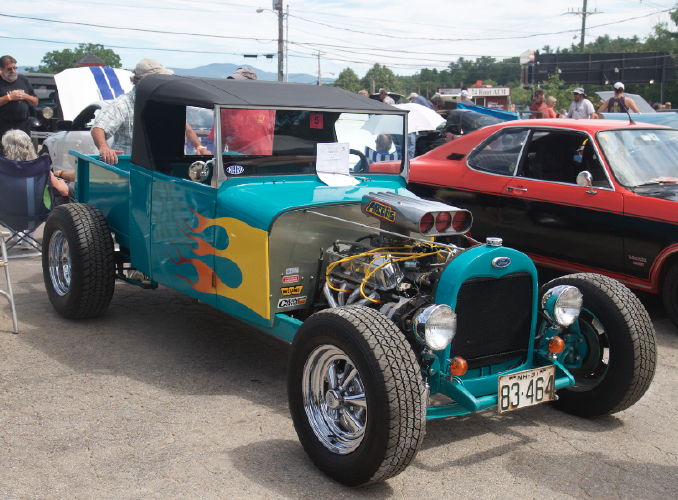 Danvers Ford Car Show