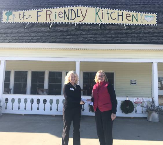 Associated Builders and Contractors donate to Friendly Kitchen
