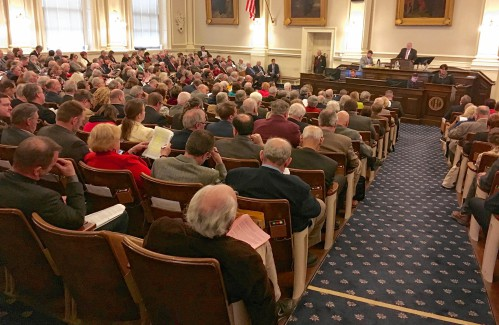 N.H. House approves bill to loosen criminal sanctions for simple assault