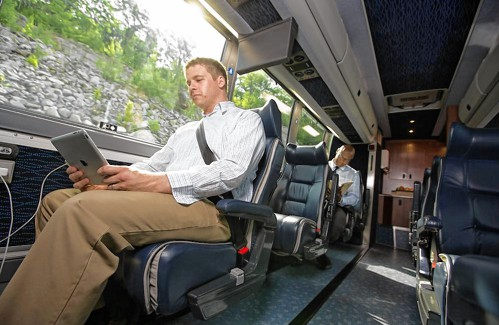 Direct Bus Service From Concord To New York Starts In Three