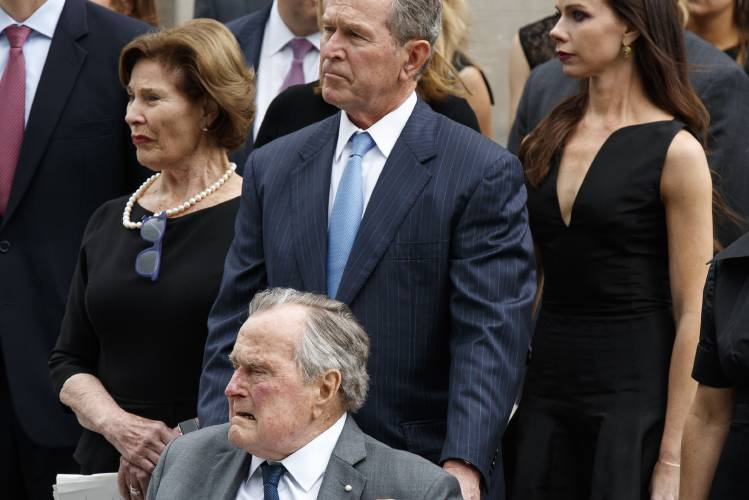 An Old School Proper Goodbye For Barbara Bush A First Lady Of Grace