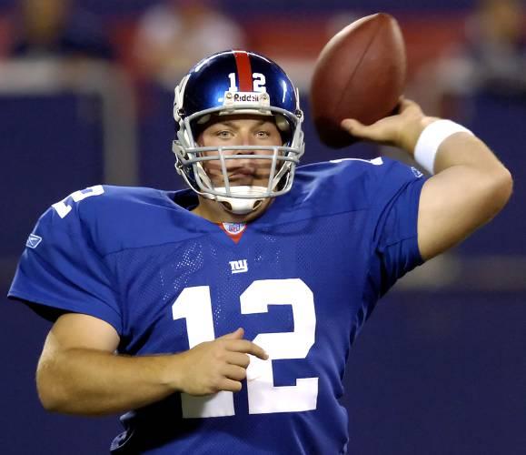 Record-setting Kentucky quarterback Jared Lorenzen, 38, dies