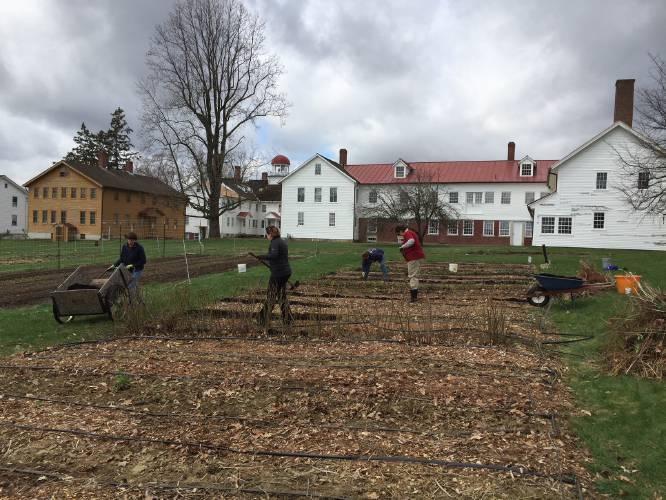 Volunteers invited to Canterbury Shaker Village for Clean-up Day