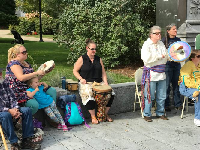 Charlottesville's first Indigenous Peoples Day celebrated downtown